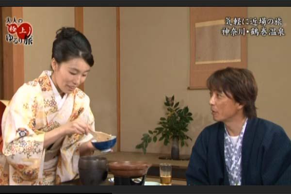 テレビ東京「大人の極上ゆるり旅」でご紹介いただきました