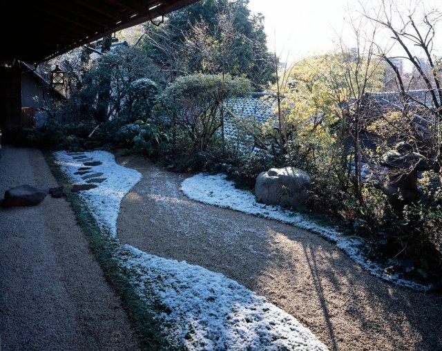 松風専有庭園