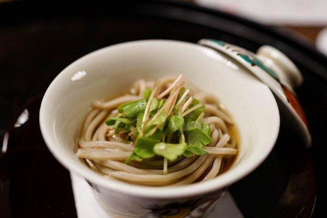 秦野十割蕎麦