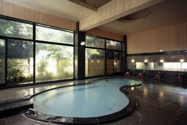 大浴場・明石