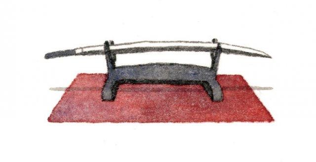 宮本武蔵ゆかりの刀