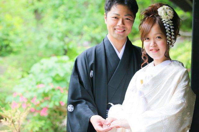陣屋で過ごす結婚記念日