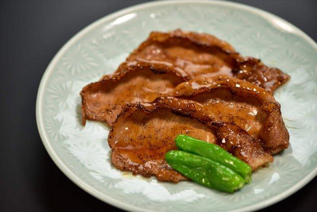やまと豚 桜味噌漬け焼き 1,500 円