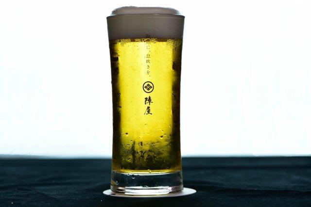 温泉の後の生ビールは最高のご褒美
