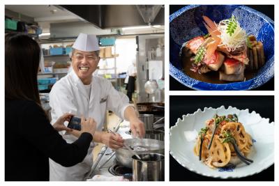 藤本総料理長による−料理教室−を開催日のご案内