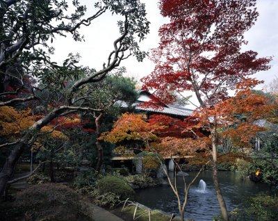 Fugetsuden Garden