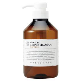 marks&web shampoo