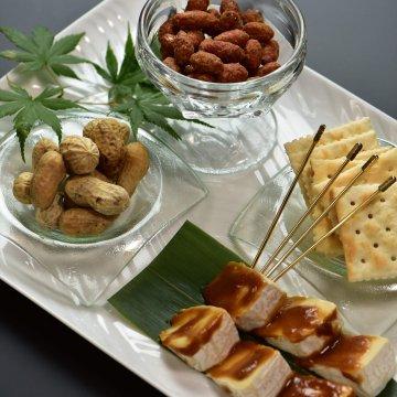 Hadano famous three-item platter