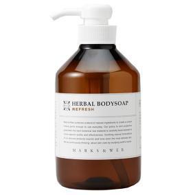 marks&web body soap